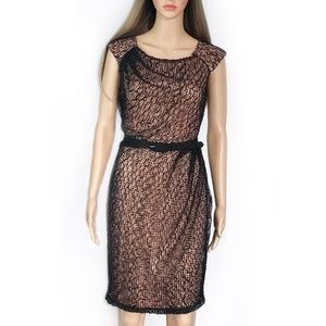 New. Eva Franco Dress with cap sleeves